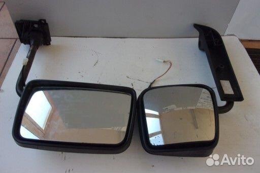 Зеркало Рено Премиум левое в сборе 5010578503