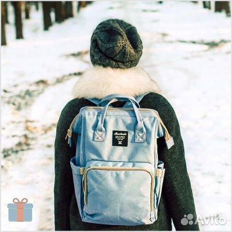 d6676580e6f6 Сумка-рюкзак для мамы | Festima.Ru - Мониторинг объявлений