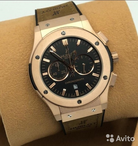 1f25a420 Мужские наручные часы Hublot | Festima.Ru - Мониторинг объявлений