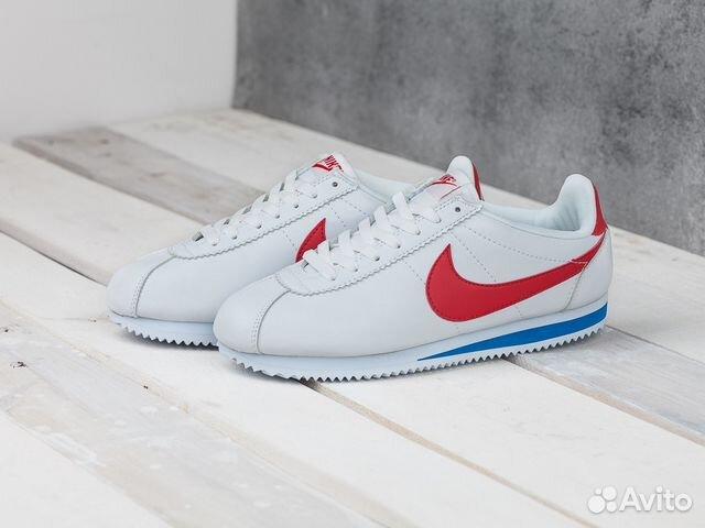 Nike cortez (кожаные) размер 42,5 очень стильно см   Festima.Ru ... 135c96a8436