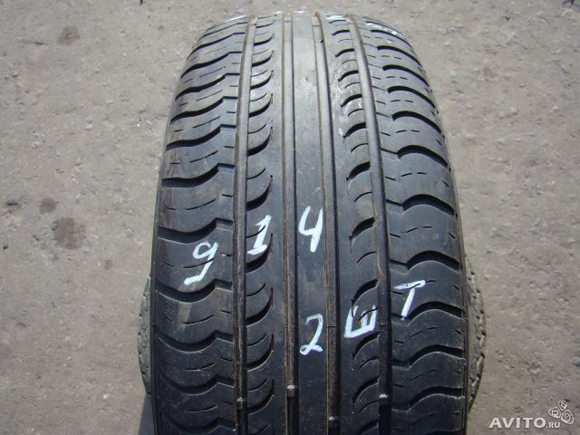 205 60 R15 91H hankook optimo K415— фотография №1