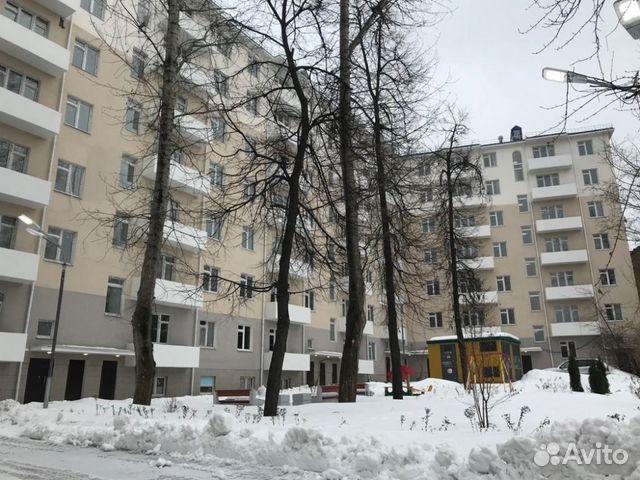 Продается однокомнатная квартира за 10 480 000 рублей. г Москва, ул Нагорная, д 7 к 1.