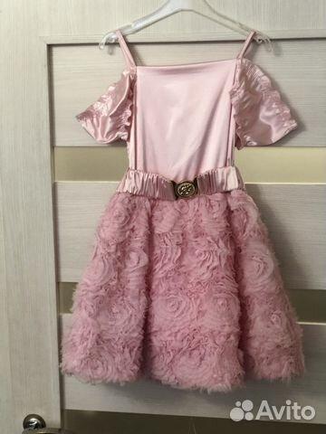 3acb19303da Платье бальное для девочки новое купить в Москве на Avito ...