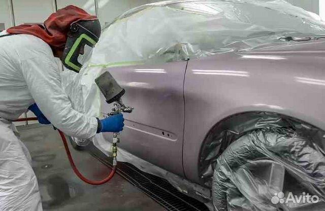 Покраска,ремонт бамперов,сварочные работы 89884050575 купить 1