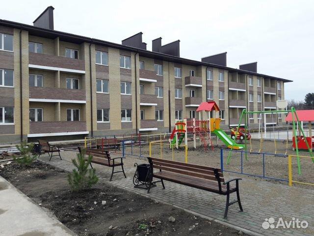 Продается однокомнатная квартира за 975 240 рублей. г Краснодар, поселок Знаменский, ул Светлая.