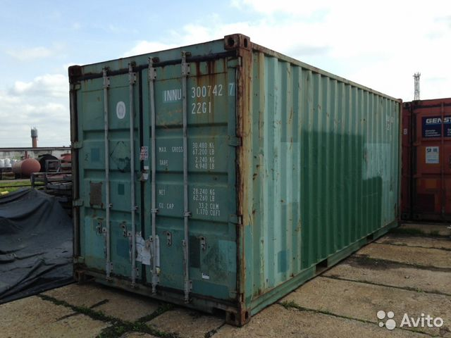 89370628016 Container # 1111105