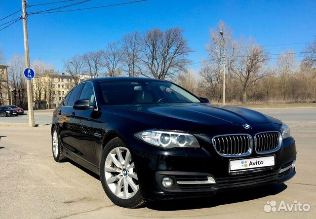 BMW 5 серия 3.0AT, 2013, 117097км