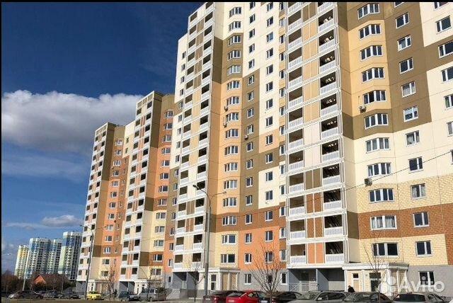 Продается квартира-cтудия за 2 100 000 рублей. Московская обл, г Домодедово, мкр Южный, ул Курыжова, д 30.