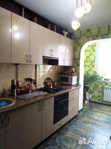 Продается трехкомнатная квартира за 4 500 000 рублей. Респ Крым, г Симферополь, ул Марка Донского, д 22.