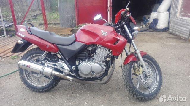Honda CB 500 купить в Владимирской области на Avito