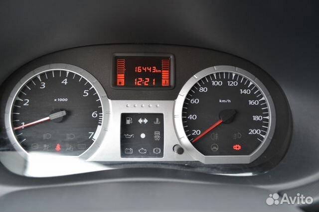 Купить ВАЗ (LADA) Ларгус пробег 16 500.00 км 2018 год выпуска