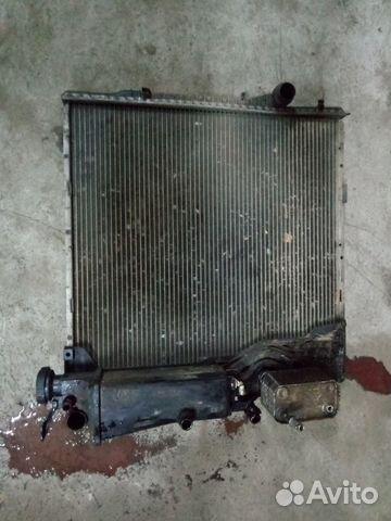 89226688886 Радиатор системы охлаждения (BMW X5)