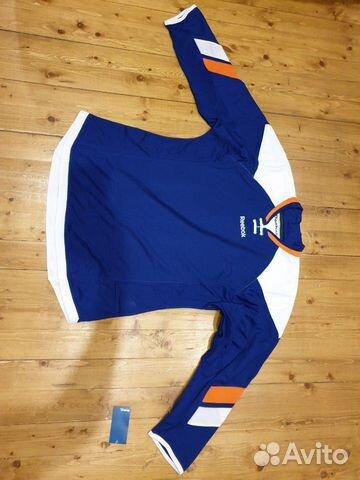 89036020550 Хоккейное джерси Reebok, цвета NHL, p. L, нов