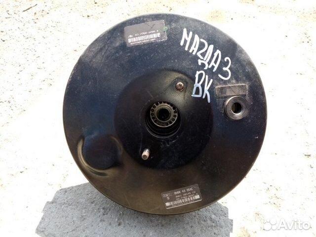 89026196331  Вакуумный усилитель Mazda Mazda3 BK 2.3 2005