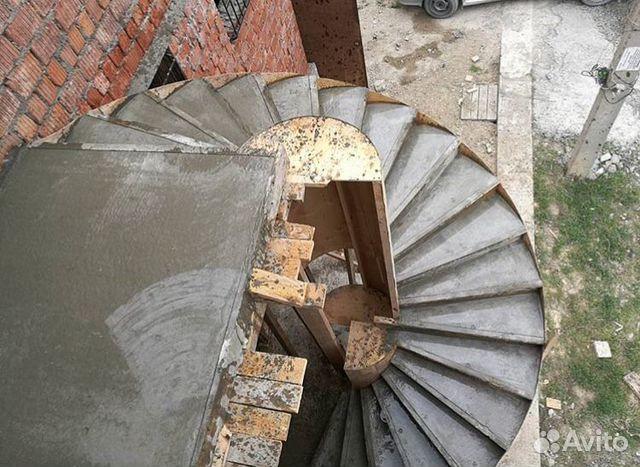 Заливка ж/б лестниц 89288668660 купить 5