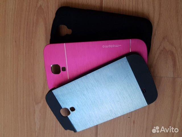 Чехол телефона Galaxy S4 S6