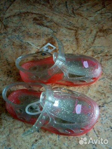 Резиновые сандали 23 р  89822474868 купить 2