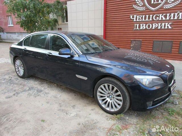 BMW 7 серия, 2011 89829613649 купить 9