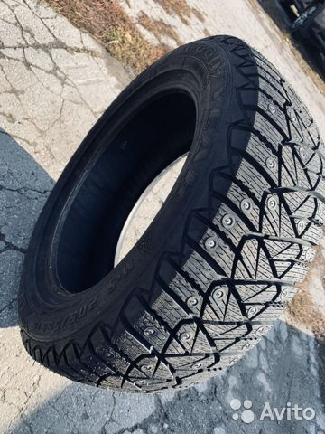 Шины Goodyear ultra grip 600 205/55/R16— фотография №1