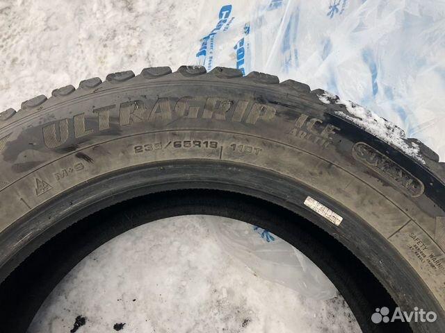 Goodyear UltraGrip Ice Arctic 235/65 R18 89134177056 купить 2