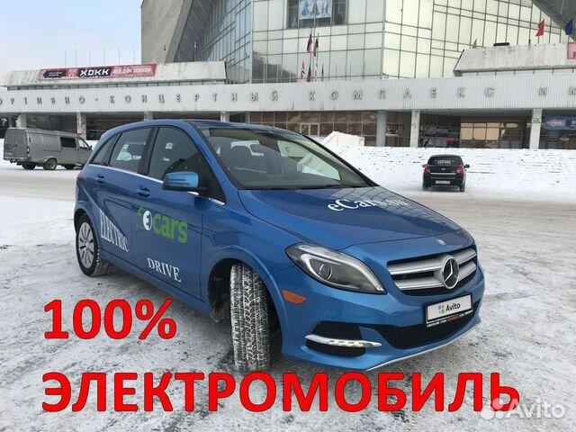Mercedes-Benz B-класс, 2014 купить 1