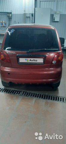 Daewoo Matiz, 2007 89584757287 купить 3