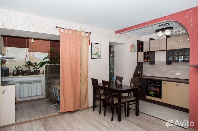 3-к квартира, 61 м², 2/6 эт. 89587436783 купить 1