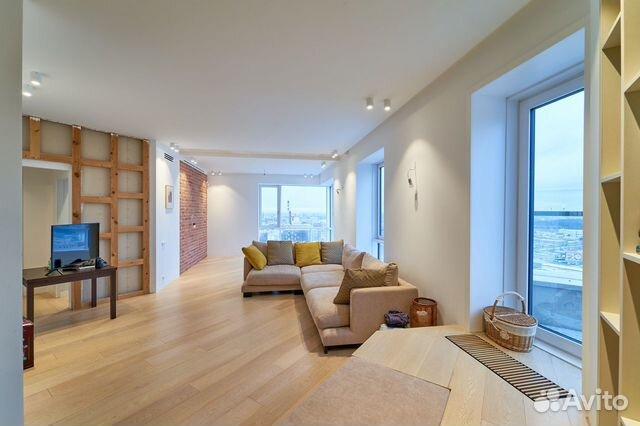 3-к квартира, 127 м², 17/22 эт. 89214406706 купить 2