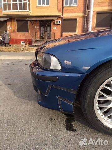 BMW 5-serie, 2003