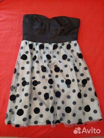 Платье бюстье 44 размер  купить 2