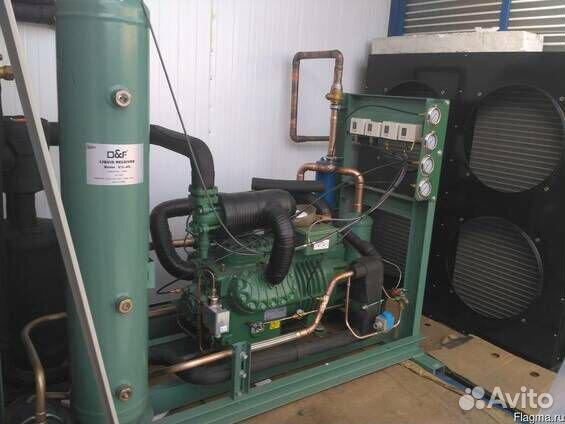 Холодильный агрегат Bitzer 6F-40.2 Заморозка 89616603001 купить 2