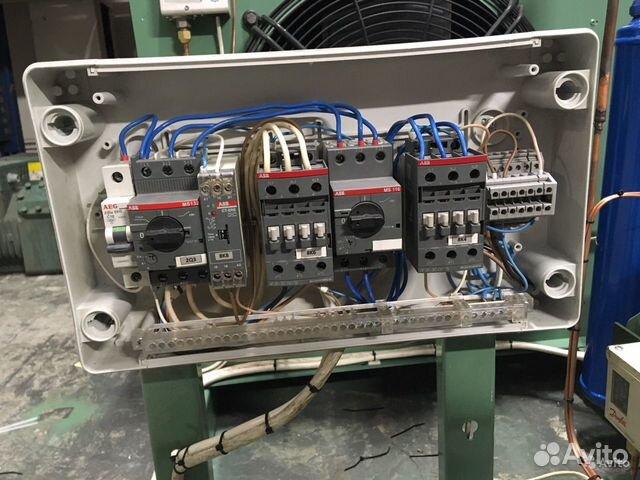 Холодильная установка Bitzer 4 германия Идеал сост 89616603001 купить 4