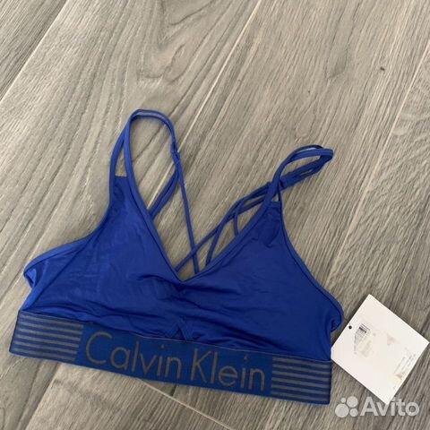 Новый спортивный топ Calvin Klein (оригинал)  89118574509 купить 1