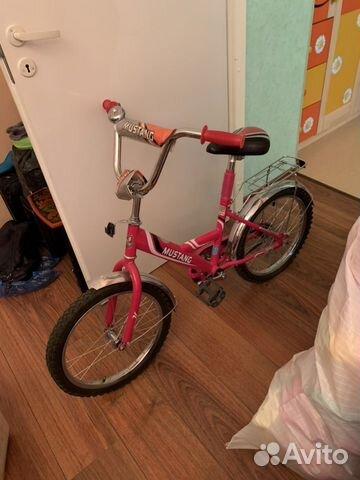 Детский, подростковый велосипед