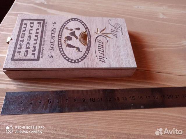 Коробка из под сигар купить 4