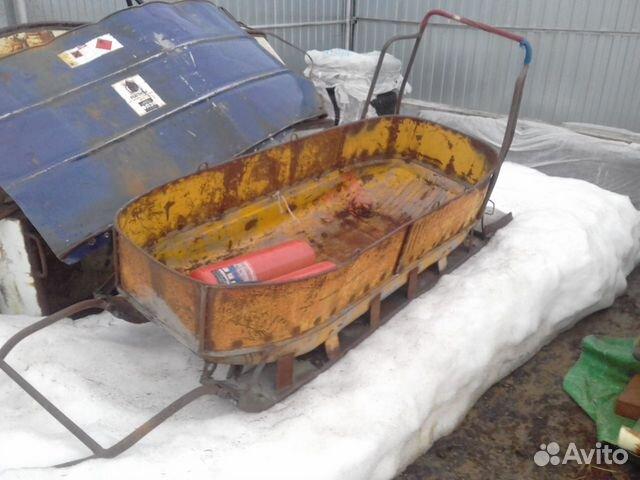 Сани к снегоходам 89195369060 купить 2