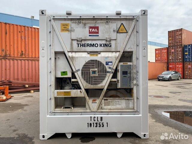 Рефконтейнер 40 футов Thermo King Magnum 2008 год купить 3