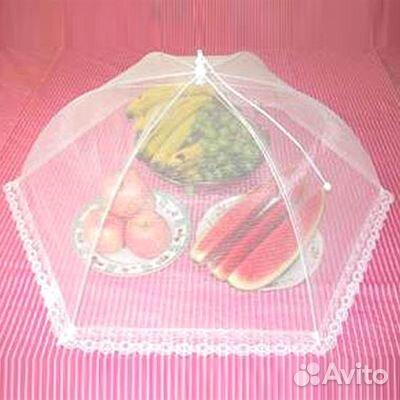 Зонтик от мух. Мелочь, а удобно купить 1