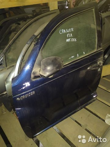 Chrysler PT Cruiser Крайслер Пт Крузер 89524099246 купить 1