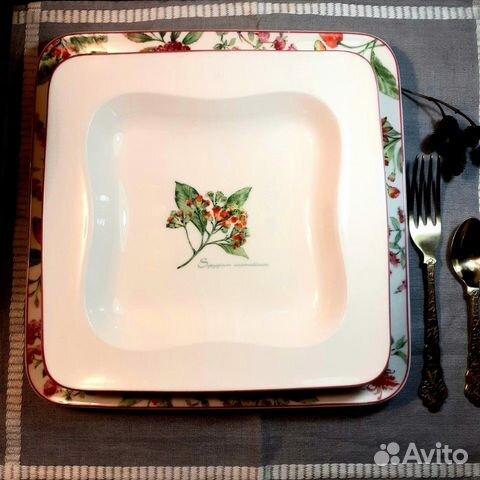 Villeroy & boch,фарфор, набор тарелок,Германия 89042712487 купить 4
