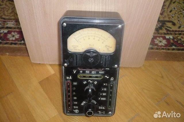 Измерительный прибор Тт-1 СССР 89064168175 купить 4