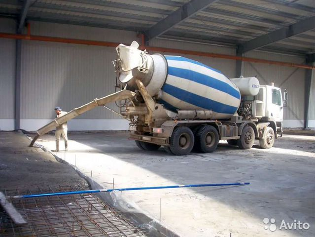 волжск бетон