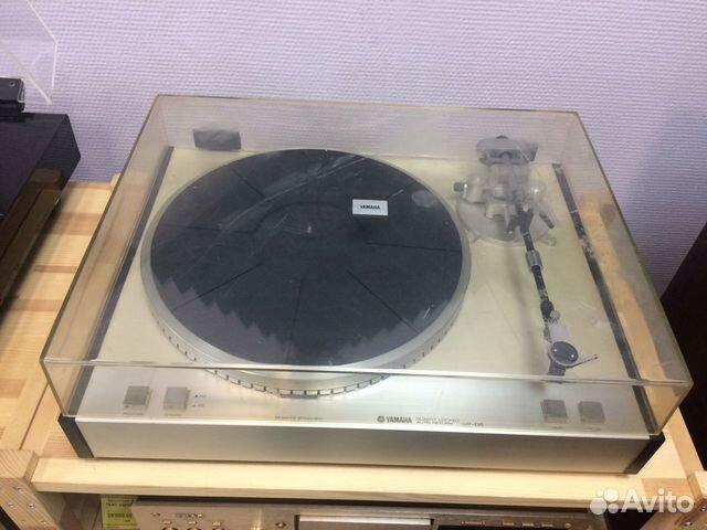 Проигрыватель винила Yamaha YP-D5 89222200502 купить 7