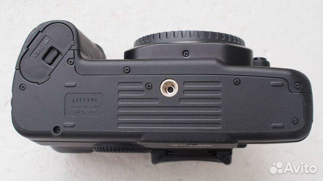 Canon EOS 50 Canon 55 Canon Elan II черный корпус купить 7