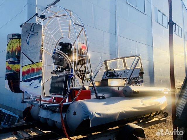 Аэролодка «Бриз 420»Honda P07 89586027253 купить 5