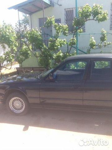 BMW 5 series, 1988