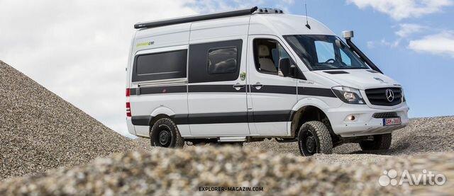 Компактный автодом Hymer Grand Canyon S привод 4Х4 89183304949 купить 4
