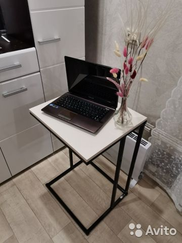 Журнальный столик в стиле лофт купить 3