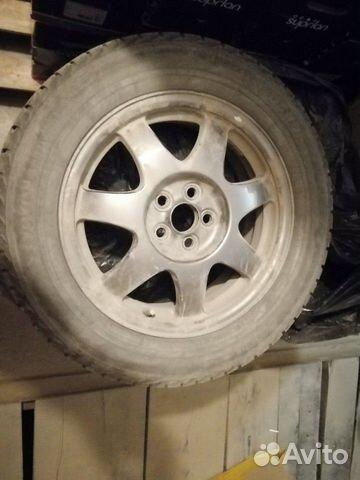 Колеса R16 (Тойота Приус 20,30)  89137587404 купить 1