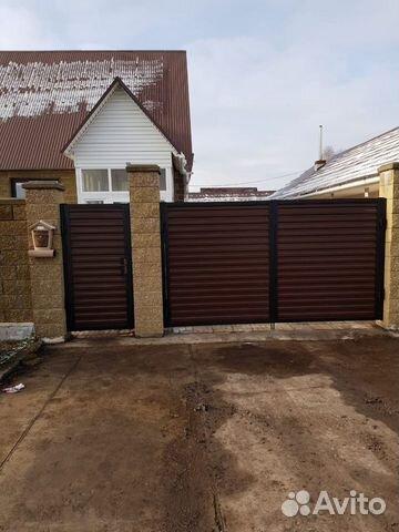 Откатные ворота 89272362590 купить 2